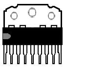 Tda1521 Integrated Circuit