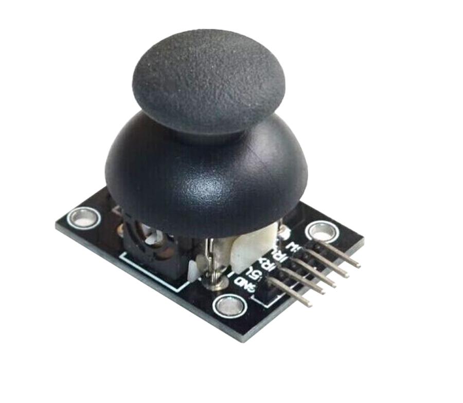 Dual axis joystick module for Arduino KY-023 :: Arduino