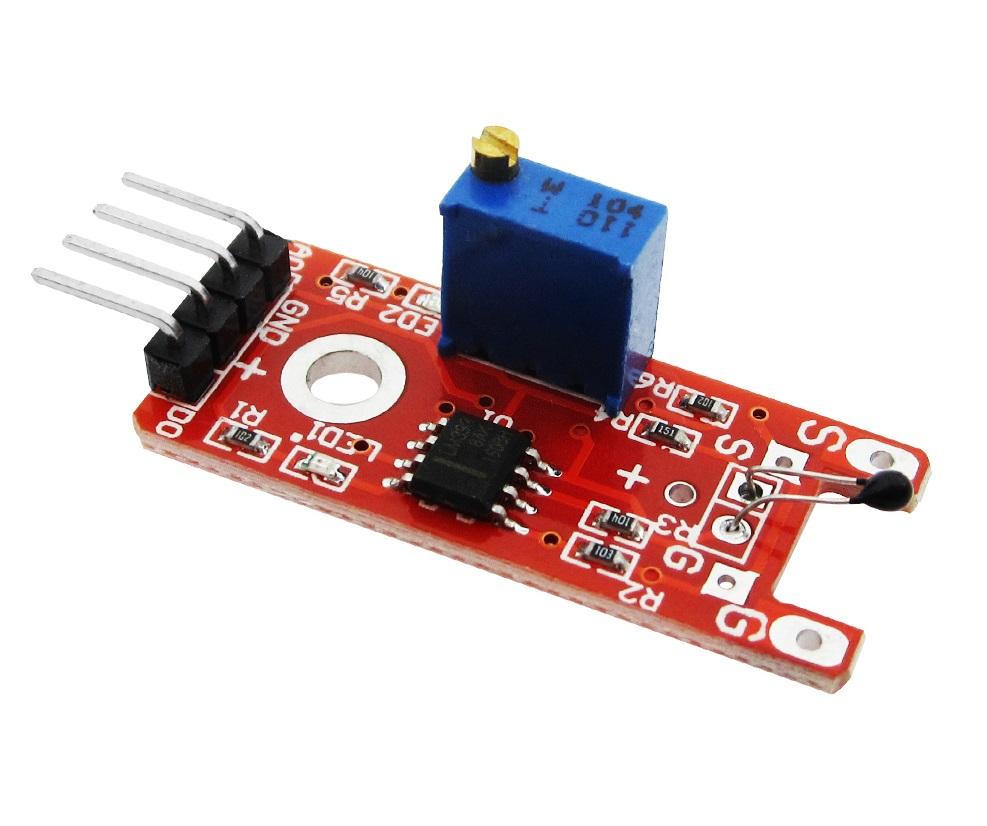 Digital Temperature Sensor Module For Arduino Ky 028 Alarm With Op Amp Comparator Details